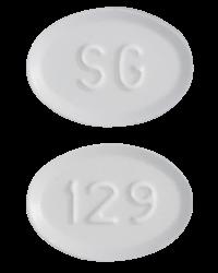 Pramipexole Dihydrochloride Tablets 0.75 mg