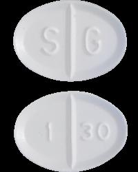 Pramipexole Dihydrochloride Tablets 1 mg